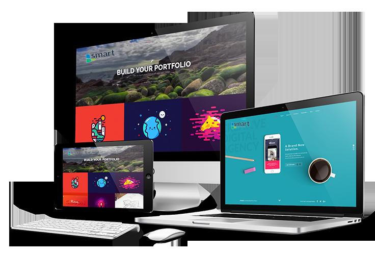 Smart web media - Profesionalna izrada web sajtova