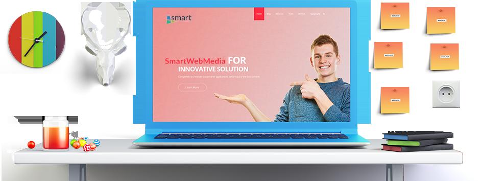 Smart web media - Profesionalna izrada web sajtova i web prezentacije